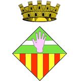 Escut Ajuntament d'Almacelles.