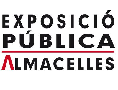 Projectes en exposició pública