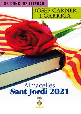 18è Concurs literari Josep Carner i Garriga