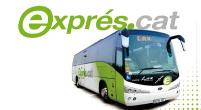 El BUS EXPRÉS arriba a Almacelles a partir de l'11 de gener