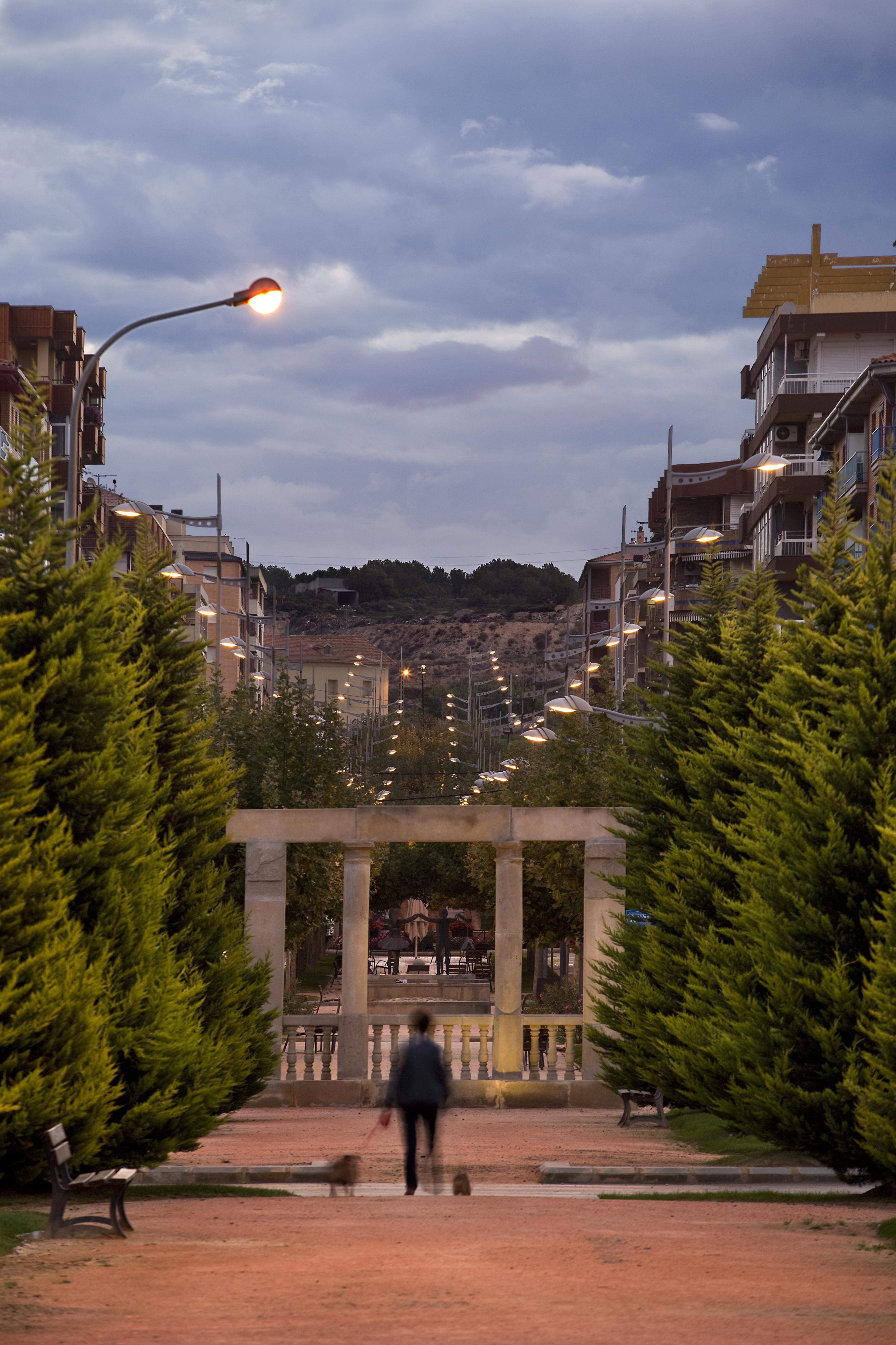 Antiga tribuna del Palau dels Barons d'Esponellà