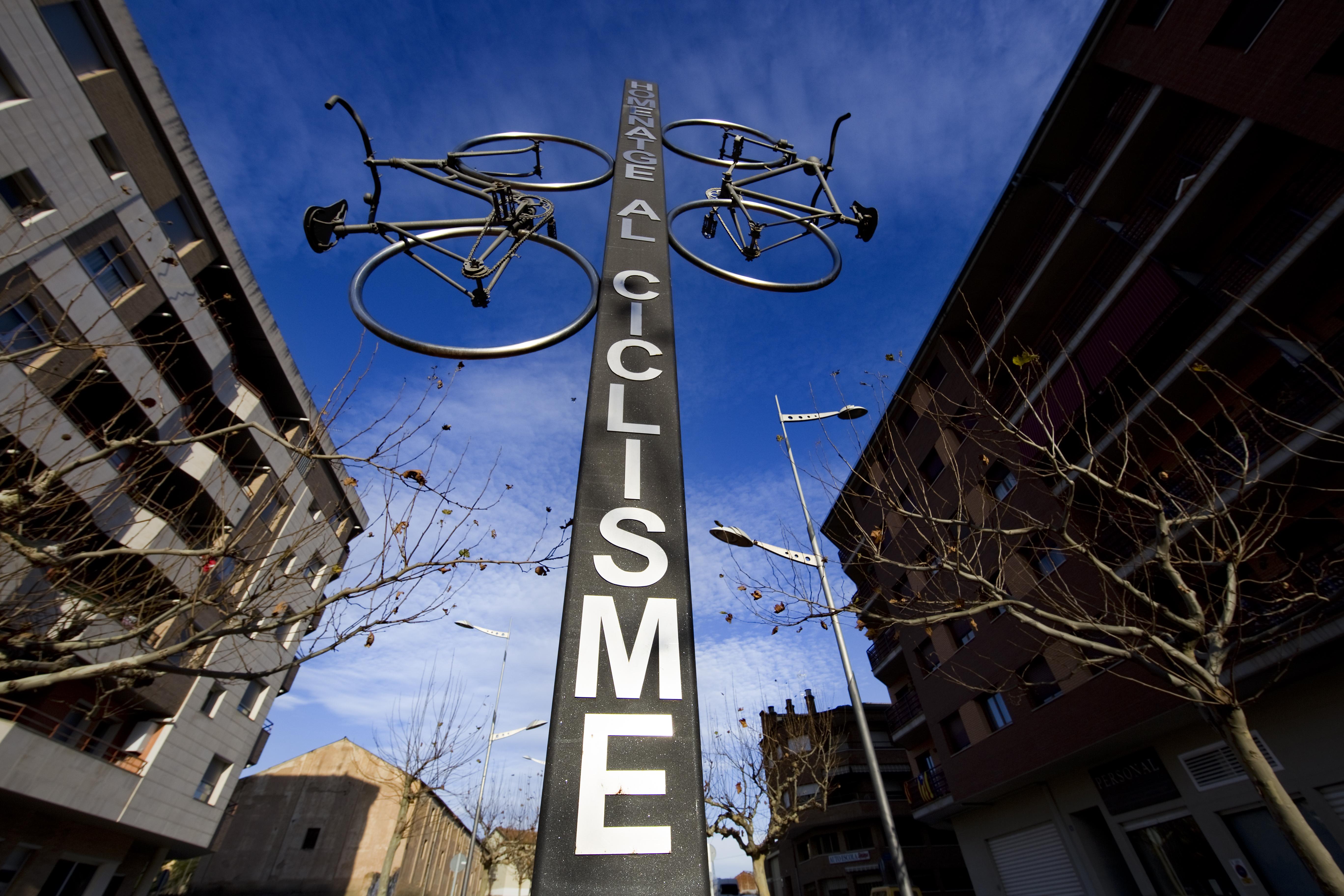 Monument al Món del Ciclisme